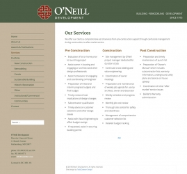 oneill-services