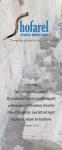 Shofarel Brochure Cover