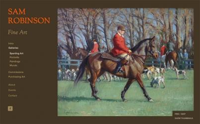 samrobinson-sportingart-gallery