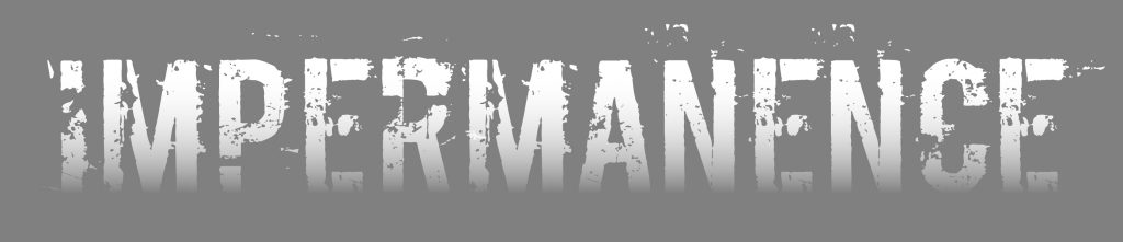 Image: Impermanence Logo.