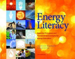 Graphic: Energy Literacy Brochure.